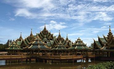 泰國北欖七十二府古城門票(電子票)